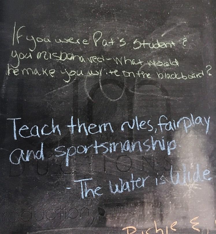 conroy blackboard