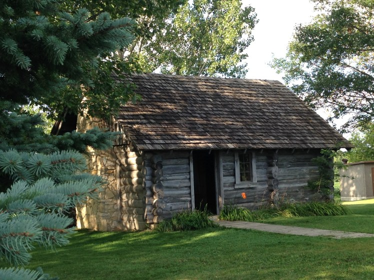 Laura Ingalls Wilder House in Pepin