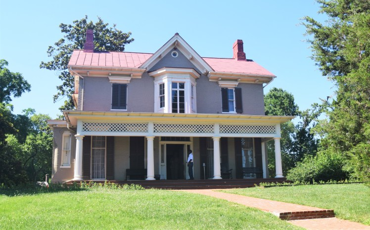 Frederick Douglass House ©Author Adventures