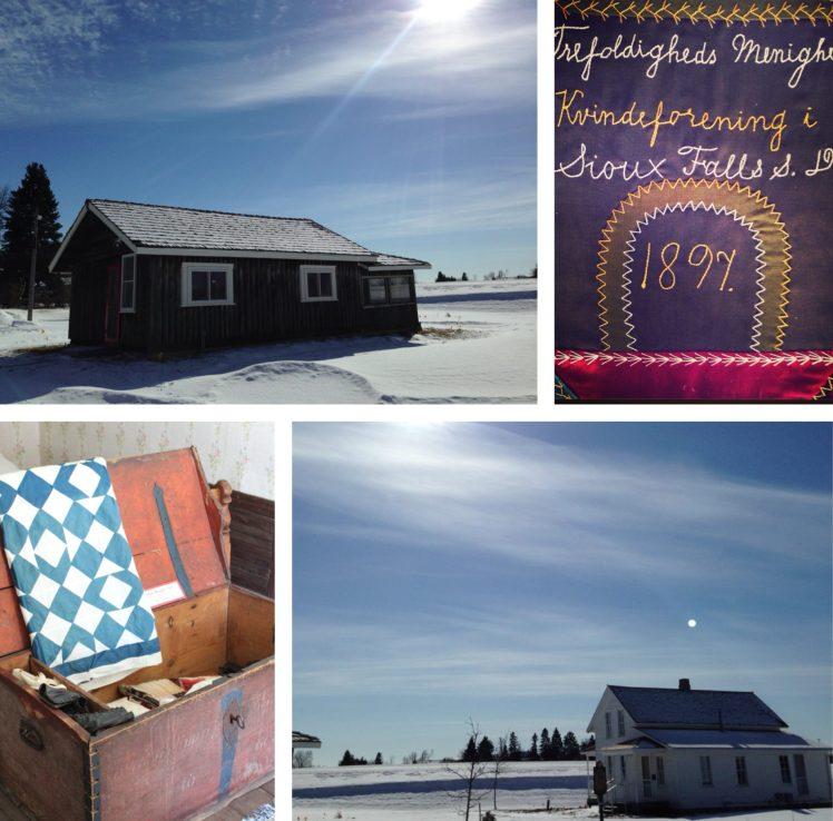 South Dakota Image Collage