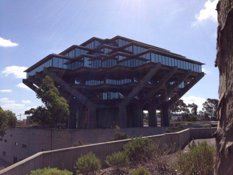 Geisel Library © Author Adventures