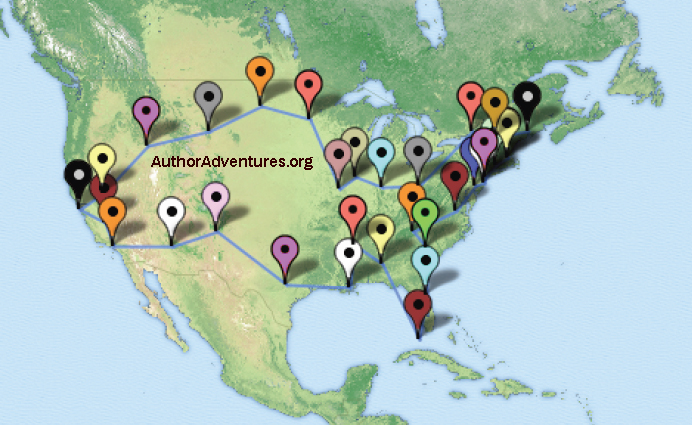 Bad Boys interactive map