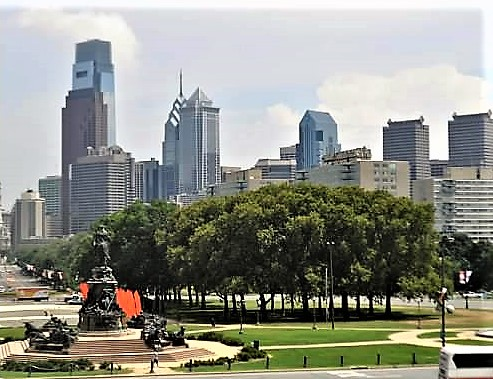 Downtown Philadelphia © Author Adventures