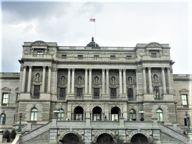 Library of Congress, District of Columbia ©Author Adventures