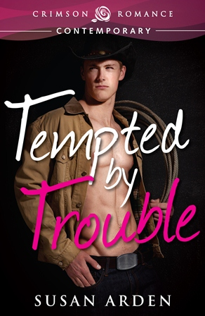 Susan Arden Tempted by Trouble
