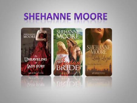 Shehannes books