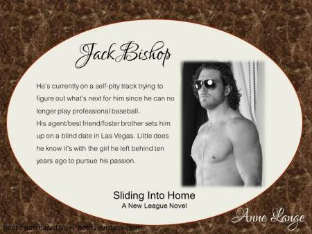 Character Profiles for Sliding into Home-Jack