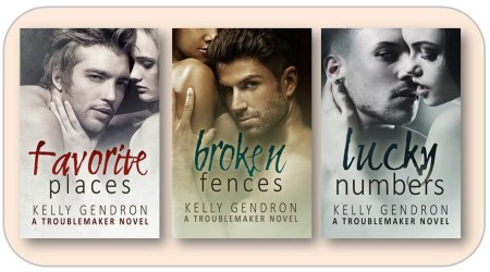Kelly Gendron Books