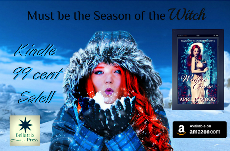 And Winter Returns: Winter's Curse 99 Cent Sale! #99p #kindlebargain #urbanfantasy #ya #Stella #Sale #paranormalromance #winterreads