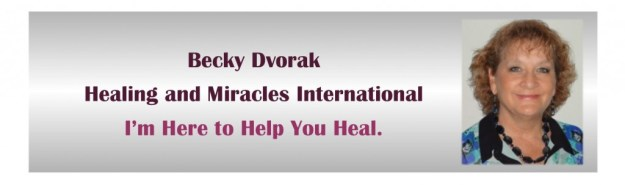 Actual Healing Testimonies - Becky Dvorak - Healing And Miracles