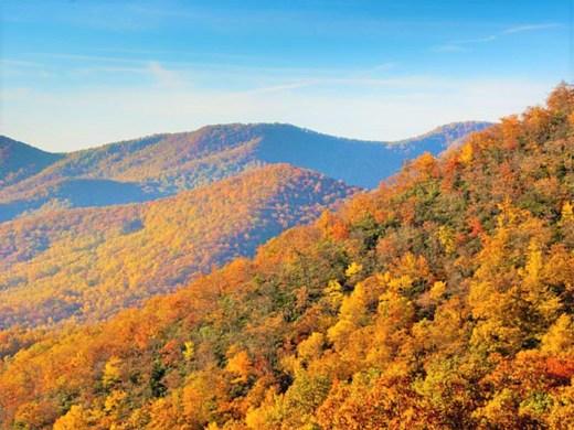 blood-mountain-in-autumn