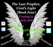 The Last Prophet Book Four teaser