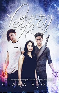 Dracian Legacy eBook Cover
