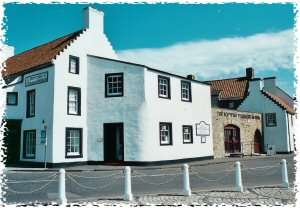 Scottish Fisheries Museum, Anstruther, Scotland
