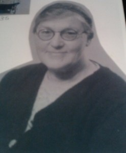 old photo of my Grandma