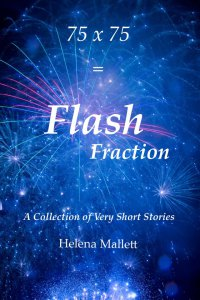 Cover of Flash Fraction by Helena Mallett