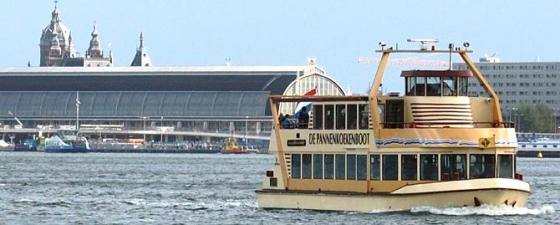Photo of the Dutch Pancake Boat floating restaurant