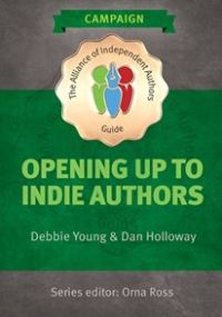 "Cover of ""Opening Up To Indie Authors"""