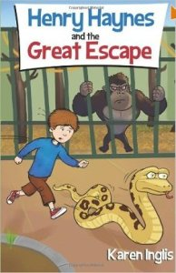 Cover of Henry Haynes and the Great Escape