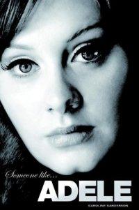 Cover of Someone Like Adele by Caroline Sanderson