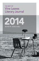 Cover of the 2014 anthology