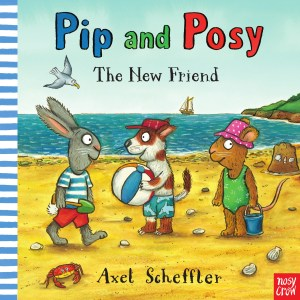 cover of Pip and Posy