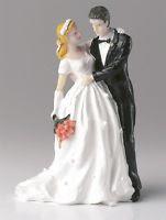 wedding topper figure