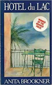 Cover of Anita Brookner's Hotel du Lac