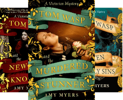 image of three book covers