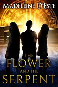 cover of The Flower and the Serpent