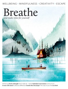 cover of Breathe magazine