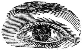 graphic of an eye