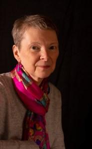 headshot of Lucienne Boyce