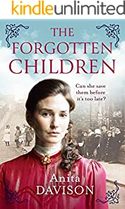 cover of The Forgotten Children by Anita Davison