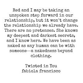 TIY nakedness teaser