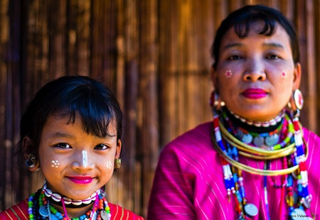 Tribal women