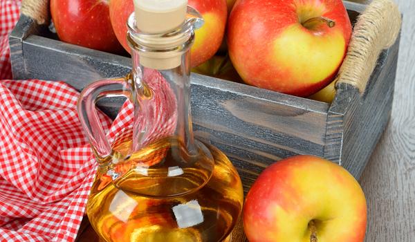 O vinagre de maçã