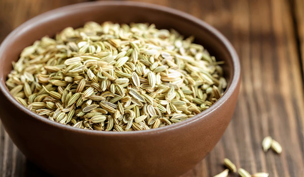 Fennel Seeds - Home Remedies for Sneezing