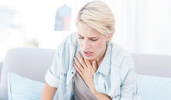 Lung Inflamação - Benefícios para a saúde de suco de cranberry
