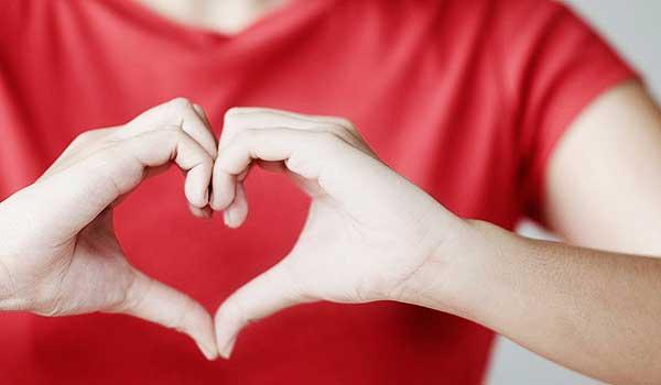 Saúde do coração - Benefícios Top 10 para a saúde de cerejas