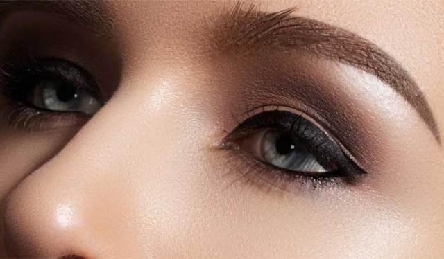 Image result for Circular Eyebrows