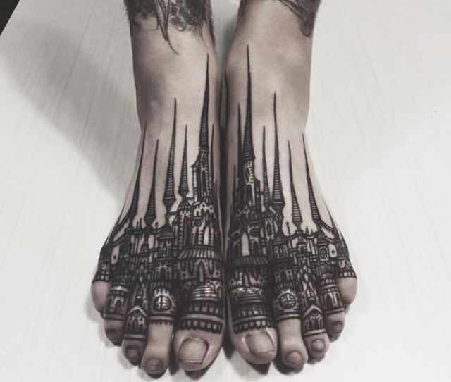 How Much Do Foot Tattoos Hurt