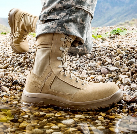Best Army Combat Boots of 2016