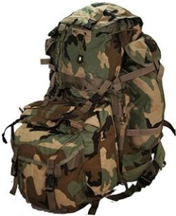gi cfp 90 complete combat pack with frame this original army issue rucksack with frame is your go to bag for field operations and wartime scenarios - Military Rucksack With Frame