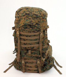 ilbe main pack usmc generation 2 although usmc issued this pack is clearly used across all the branches and trusted with the roughest of them all - Military Rucksack With Frame
