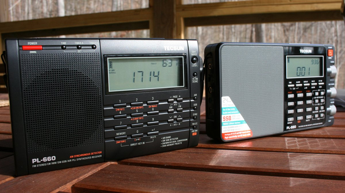 Tecsun PL 660: specifications and reviews 21