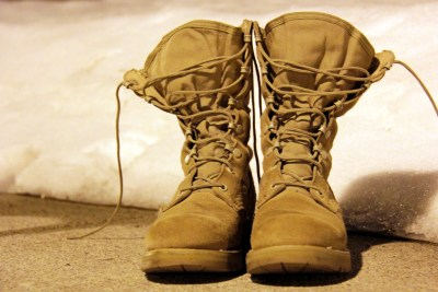 The Evolution of the Modern Military Army Boot   Authorized Boots