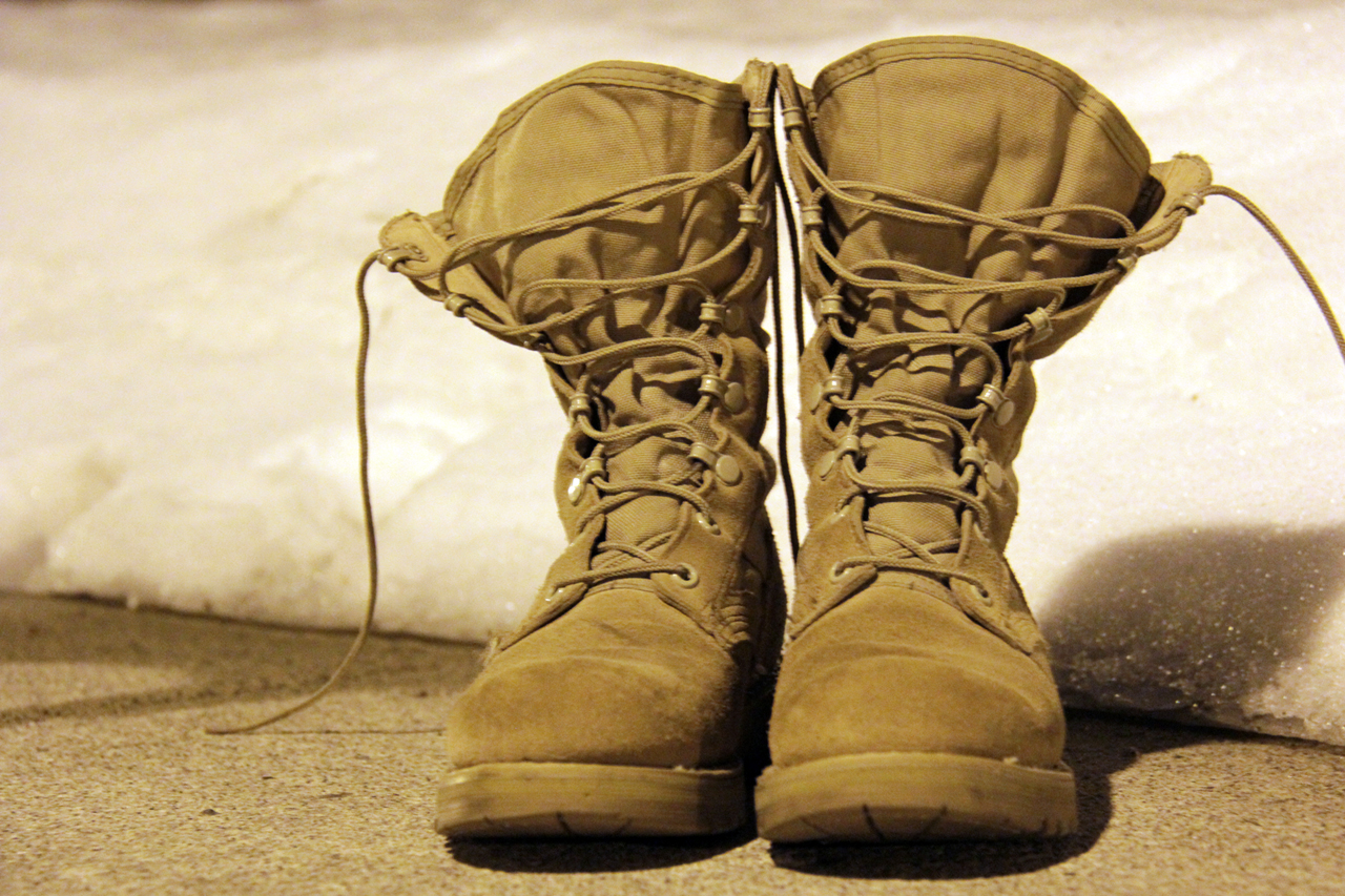 The Evolution of the Modern Military Army Boot | Authorized Boots