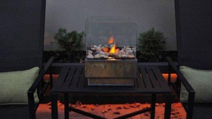 Mini Personal Fire Pit