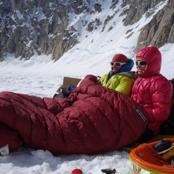 And Once A Difficult Days Climb Theres Nothing Superior To Curl Up Near Each Other There Is Just One Disadvantage With 2 Isolate Sleeping Bags